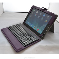 Big Stents mini bluetooth keyboard case with touchpad for IPAD2/3/4