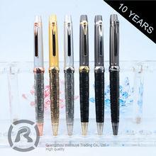 Free Samples Lightweight Custom Fit Best Ball Pen Brands With Custom Printed Logo