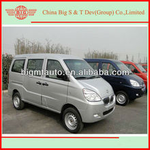 2013 brand new silver 45KW EFI petrol passenger mini van for big family use
