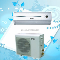 Cooling Only Cooling/Heating and Split Wall Mounted Air Conditioners Type AC units for apartments