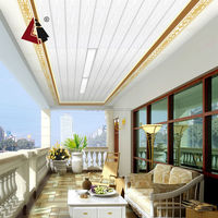 TTL01 Home interior roofing wooden ceiling interior designing, aluminum ceiling