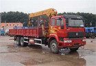 china caminhão com guindaste