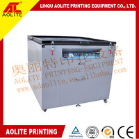 screen printing exposure unit