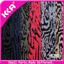 China fashion leopard handbags Material china leather for shoes