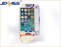 For iphone 5s cartoon tempered glass screen protector with design (GLASS SHIELD)