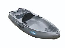 2015 new single sit on top kayak touring leisure time plastic canoe