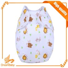 2015 Latest Wholesale Baby Cloth Diapers Snaps Colourful Children Nappy Diaper