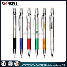 Hot sale durable metal clip ballpen