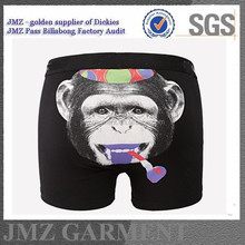 heathcare animal printing boxer short men underwear