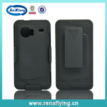 shell holster combo phone case for HTC incredible 6300 verizon
