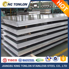 best sale hot rolled Tisco BAOXIN 304 square meter price stainless steel plate