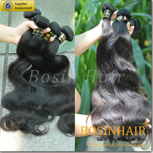 wholesale products natural hair extension brazilian hair weave