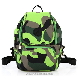 2015 fashion school backpacks new style military backpack