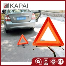 Resistant Car Warning Triangle For Emergency Automotive