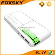 11000mAh power bank dual usb external battery chargers online shopping