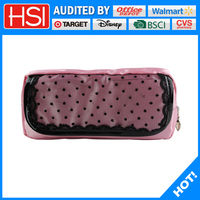 Fashionable sweet character high quality pencil case with double layer
