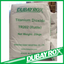 Titanium Dioxide Rutile type for special traffic paint