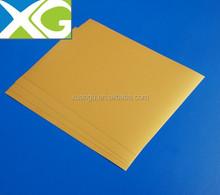 A4 Inkjet printable lamination rigid supplier of film pvc