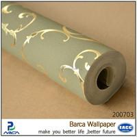 bathroom embossed 3d image wallpaper manufacturer
