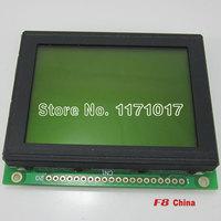 Custom 128x64 dot matrix cog lcd