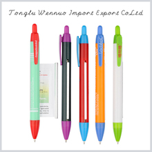 China factory direct sale costom banner pen for writing
