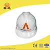 Logo customized v gard CE EN397 industrial safety helmet for construction workers