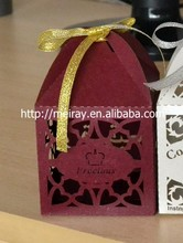 """Hot Sales!!! China Manufacturer New Product Wedding Favor! """"Heart Flower"""" Wedding Accessory Box From Mery Crafts"""