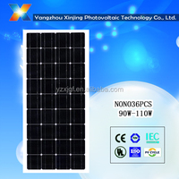best price power 100w solar panel