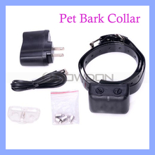 7 Sensitivity Levels Waterproof Dog Puppy Bark Stop Collar