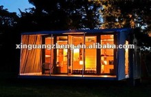 High quality steel frame shipping container homes for sale 20ft and 40ft