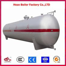 WG1.77-2000-30 horizontal lpg vessel gas station tanks for sale