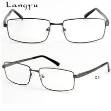 Designer branded acetate tips or temple gentleman spectacle frames