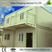 China Best Supplier Firm Economical Eps/Pu/Rock Wool/Fiber Glass Container House