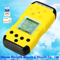 Portable C3H9N C2H7N dimethylamine multi gas detector for medicine