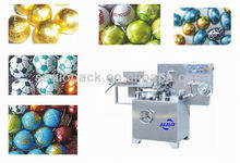 SM300 Easter Egg and Oval Chocolate Wrapping Machine