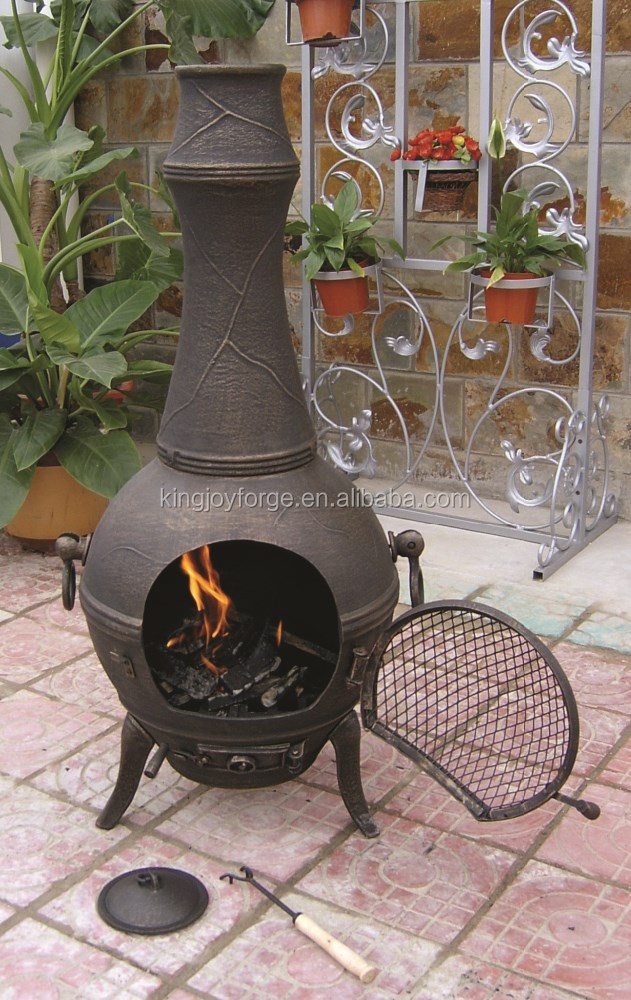 Outdoor Cast Iron Wood Stove Buy Terracotta Firepit