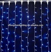 2014 new white led curtain light chain