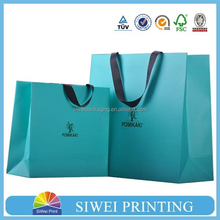 2015 Hot sale wholesale custom high quality cheap paper carry bags making machine price in China