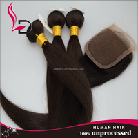 2015 Alibaba super quality no chemical processed cheap virgin brazilian straight hair 100 grams of brazilian hair