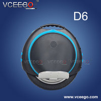 2015 Hot Sale three wheel electric scooter Mini Solo Scooter Self Balancing One Wheel Electric Scooter by VCEEGO
