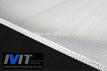 buon prezzo per espandere in alluminio anodizzato maglia metallica per il soffitto