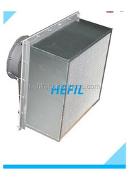 ceiling air diffuser filter for HEPA filter prevent swirl
