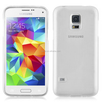 Tpu Transparent Silicone Gel Soft Skin Phone Case For Samsung Galaxy S5 Mini