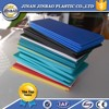 waterproof non-toxic color pvc flexible plastic sheet