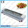 garden used stainless steel smokeless tabletop korean bbq grill
