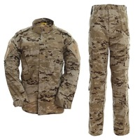 Mens dress shirt and pants military suit clothing