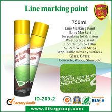 lawn grass Line Marking Spray Paint manufacturer