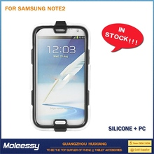 Hot selling fancy back cover for samsung galaxy note2