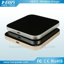 Factory supply high quality QI wireless charger for sony xperia z c6603 5V1A QI charger pad