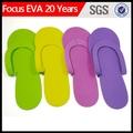 Impressão eva chinelos, novo modelo de chinelos de eva, descartáveis eva chinelo pedicure